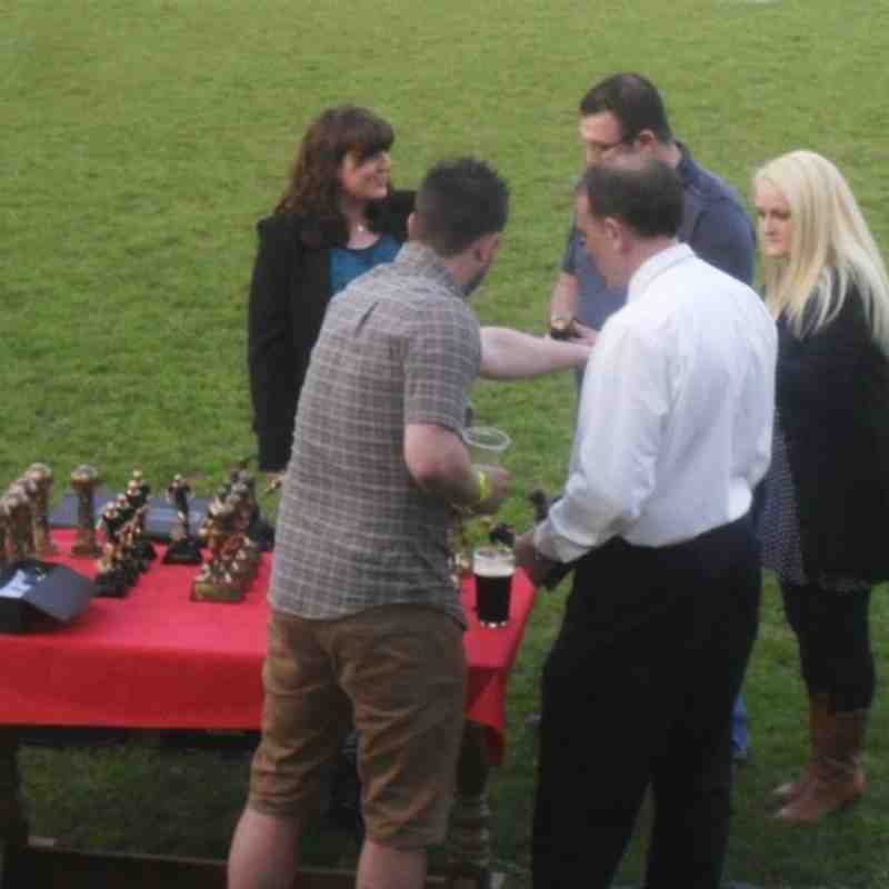 Ilminster Town Presentation Night