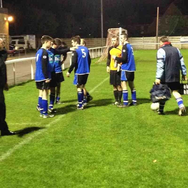 Ilminster Town 4th Team Vs Drimpton (Cup Final)