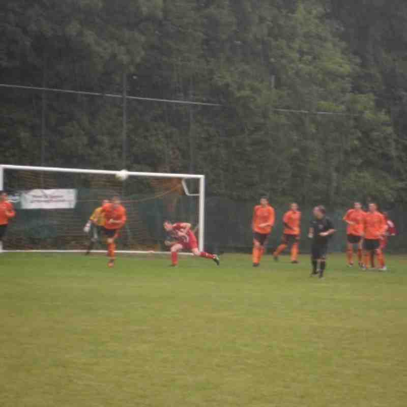 Lordswood Reserves V Redhill Reserves