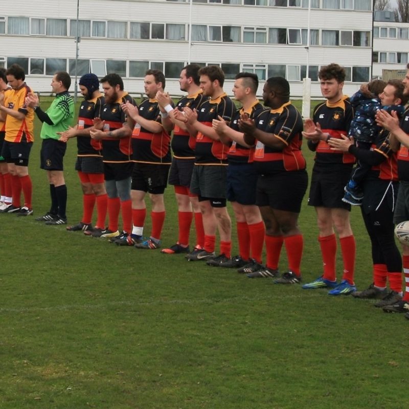 Ash Clarke Memorial Match