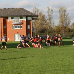 v Romsey at Home on 28th October 2017