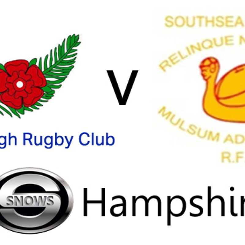 After a lengthy spell without a match Southsea Nomads RFC travelled to Farnborough