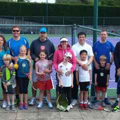 QUORN Family Tennis Cup Red Ball Event
