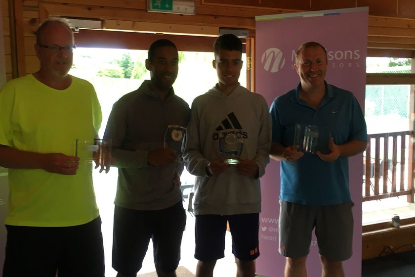 Morrisons Solicitors Reigate Open Tournament  6th - 12th August 2017