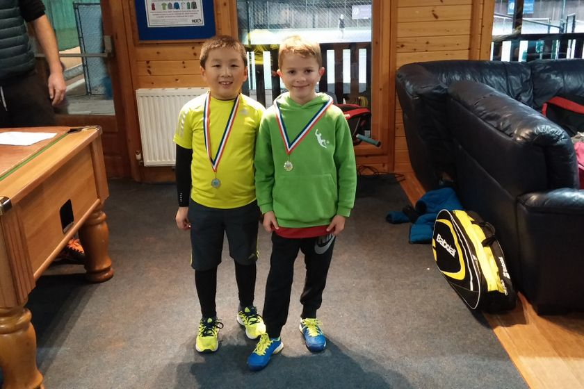 JUNIOR TENNIS NEWSLETTER 05/12/2017