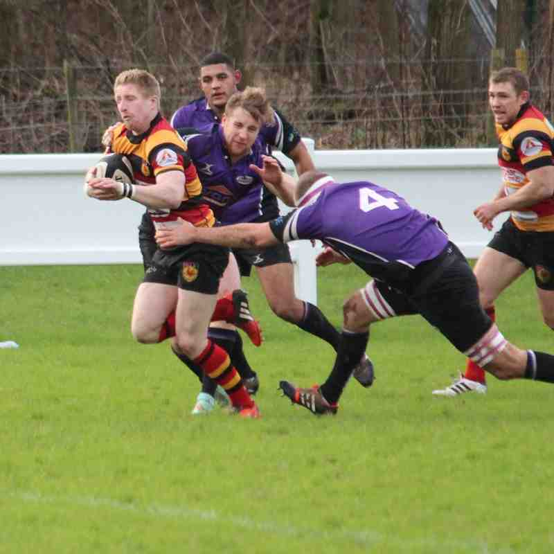 Leicester Lions at Home
