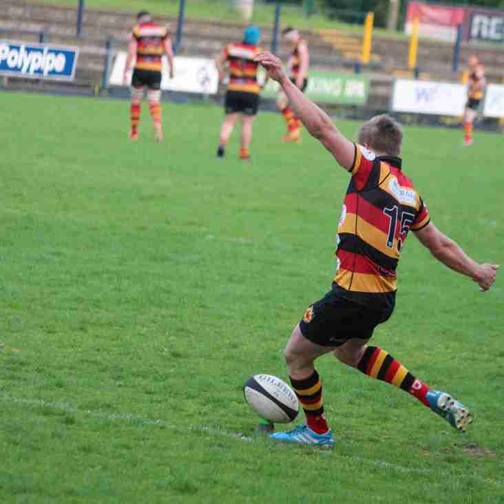 Lewis Minikin breaks club points scoring record