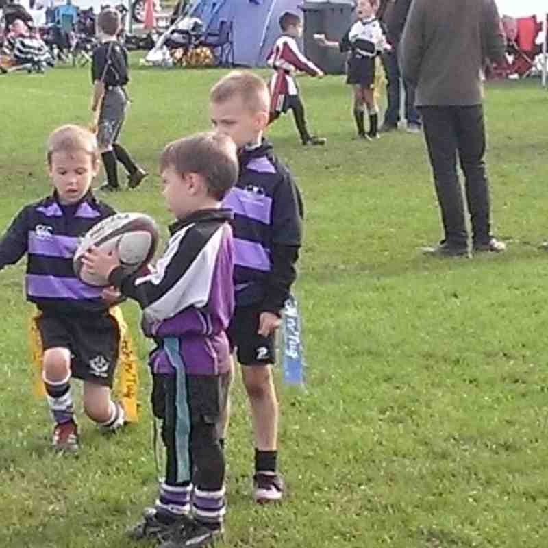 Clifton Under 7s Keynsham Tournament