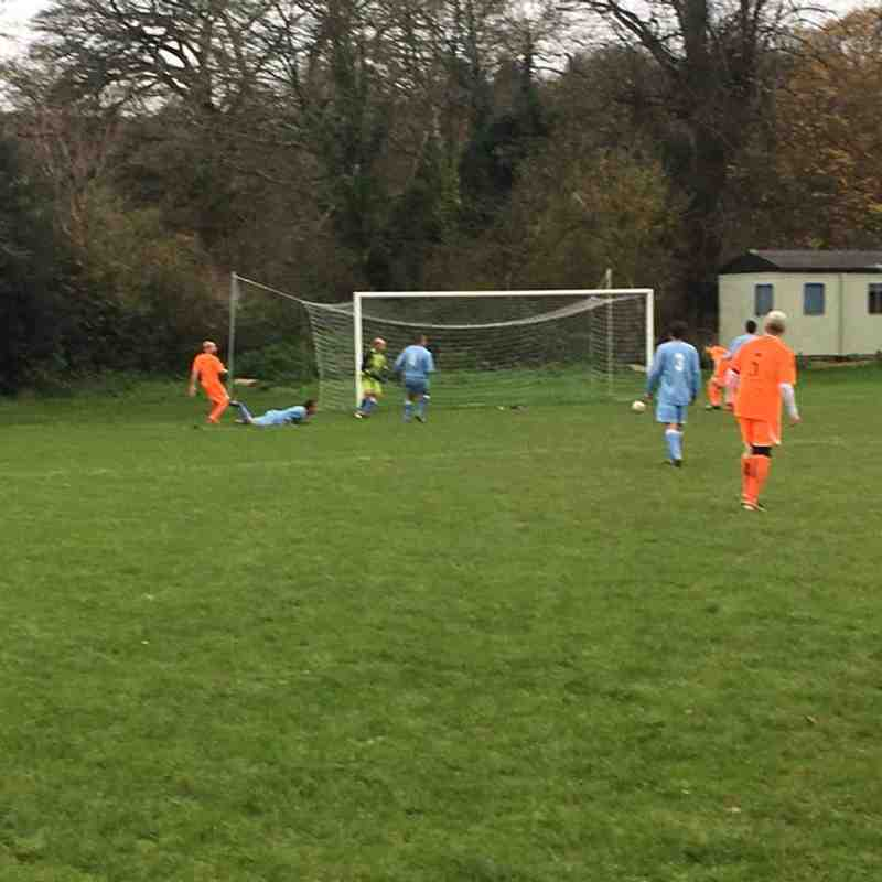 Grampound v Downderry Rovers 19th Nov 2017