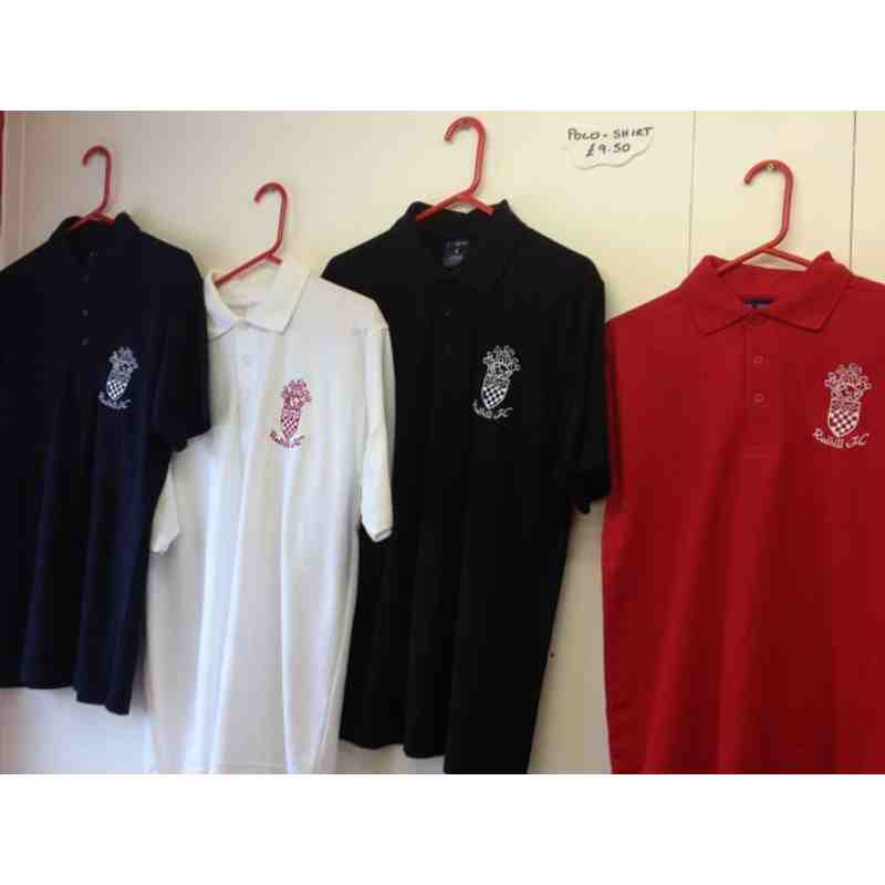 Redhill Football Club Embroided Polo Shirts