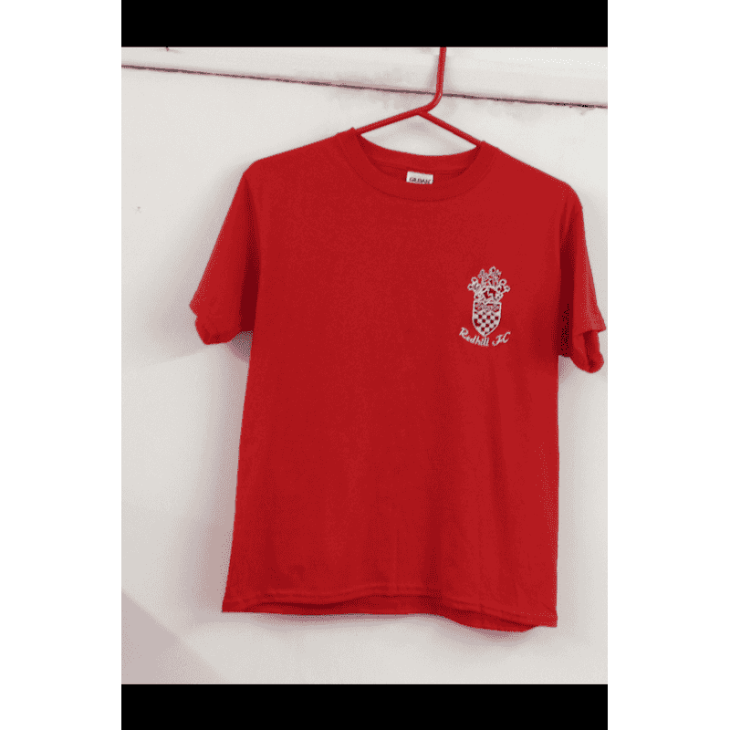 Redhill Football Club Embroided T-Shirt