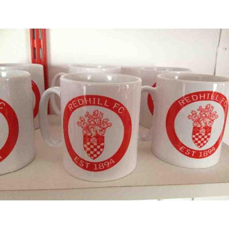 Redhill FC Mug