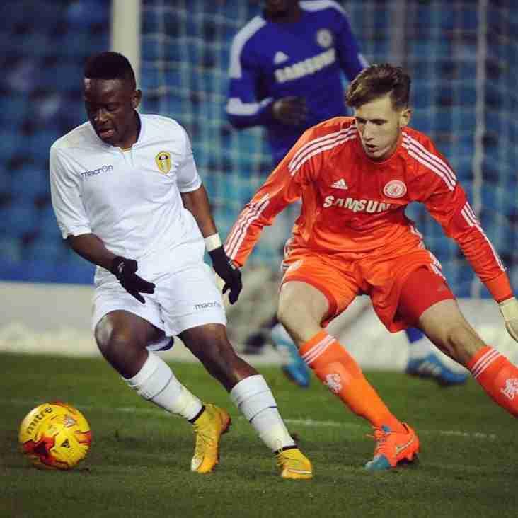 Liversedge Sign Ex Leeds Utd player