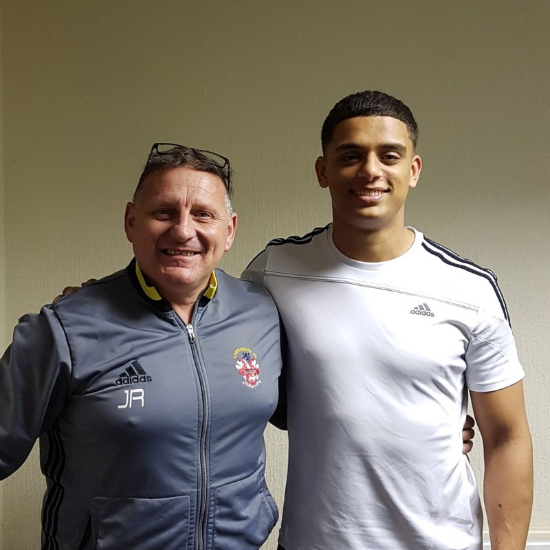 New player commits to Sedge