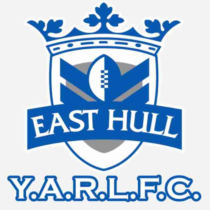 East Hull U14s through to National Cup Final
