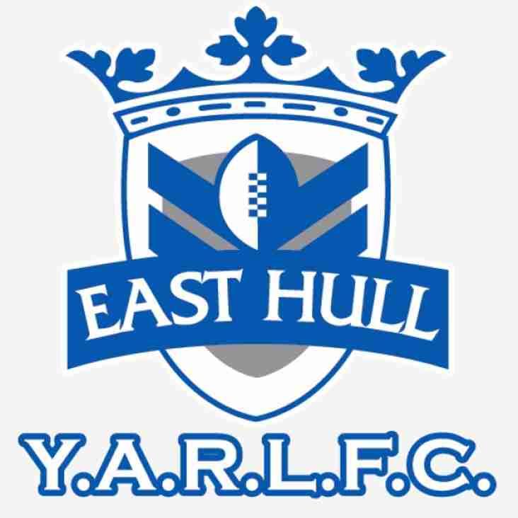 East Hull U14s National Cup Final 24/05/14