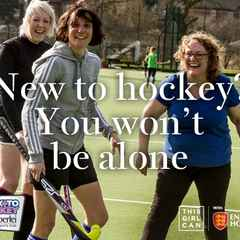 Back to Hockey - in York from Tuesday 10 May