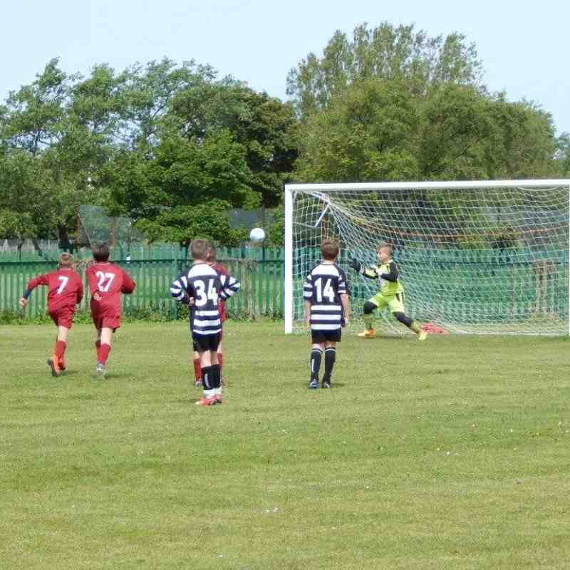 U12s Meteors v Panthers (Liscard) CUP FINAL 2014/15