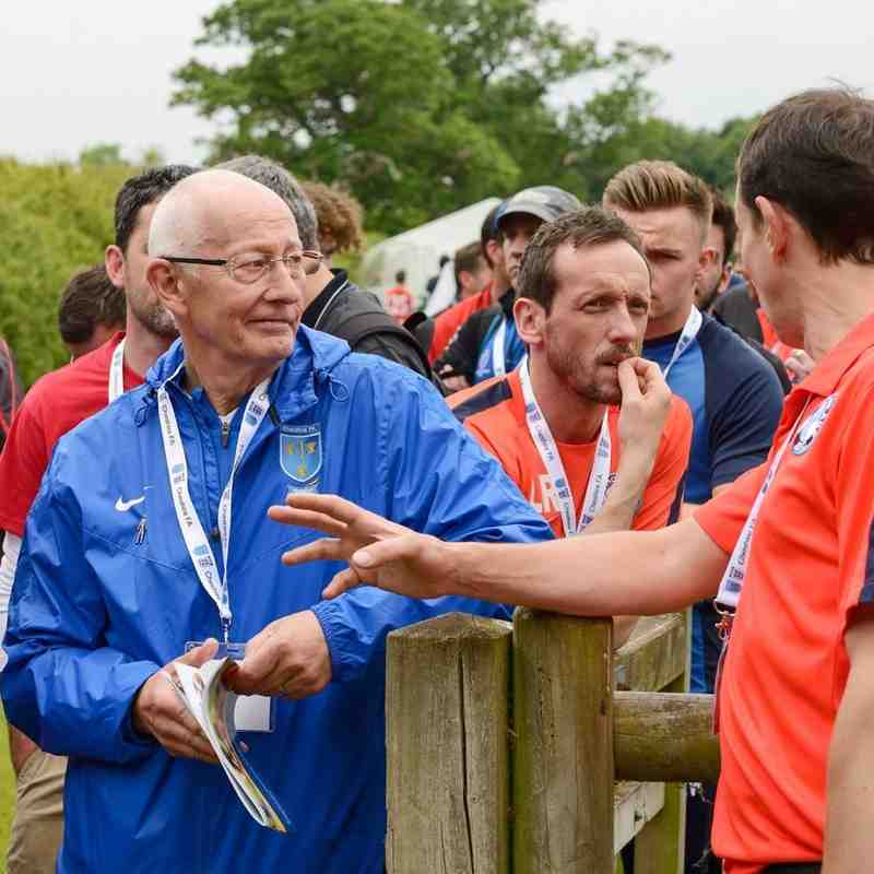 2016 Cheshire FA Conference - Carden Park