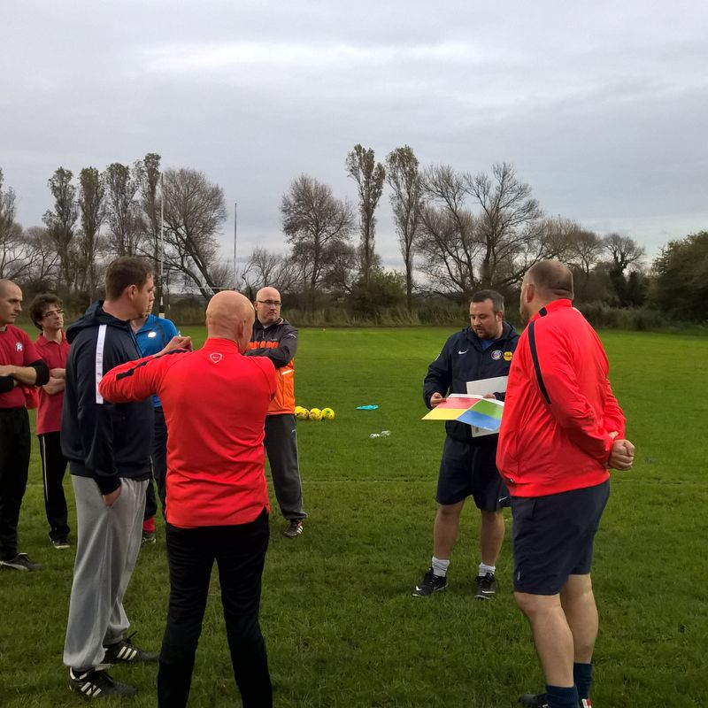 FA Coach Development Night