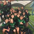 Soggy last game of the season win for Withy under 13's