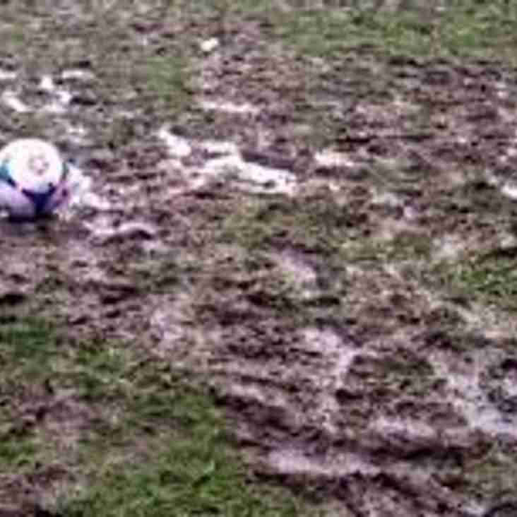 The Big Thaw - Council Pitches Closed This Weekend