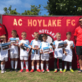 Under 7s Comets beat West Kirby United Panthers Reds