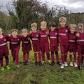 Under 7s Meteors lose to Vauxhall Motors Astra 4 - 2