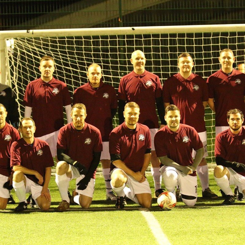 Adult Flexi-Elevens lose to Tipografic FC 3 - 1