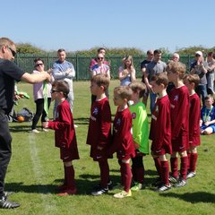 Under 7's Meteors Cup Final - May 2018