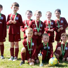 Under 7's Galaxy Cup Final - May 2018