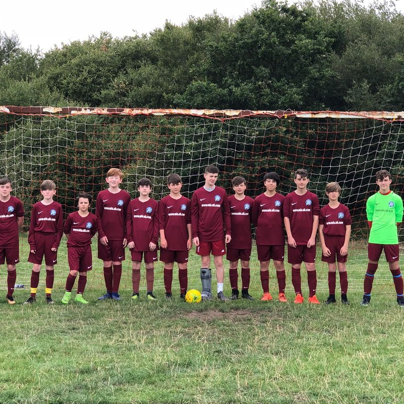 Under 14s Stars lose to Shore villa tigers 5 - 3