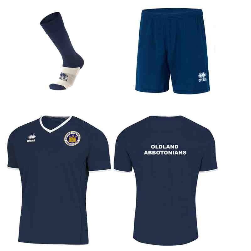 Training Kit (with logo/badge)