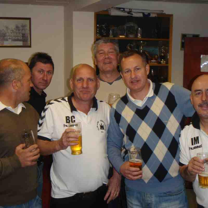 Oldland Abbotonians Reunion April 2009