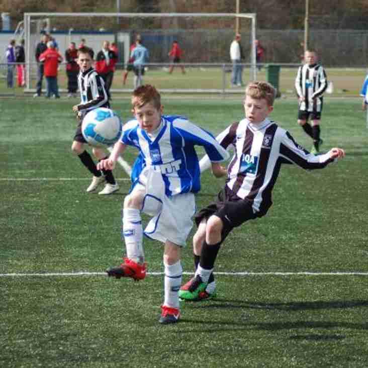 Mini Kickers Comes to Oldland
