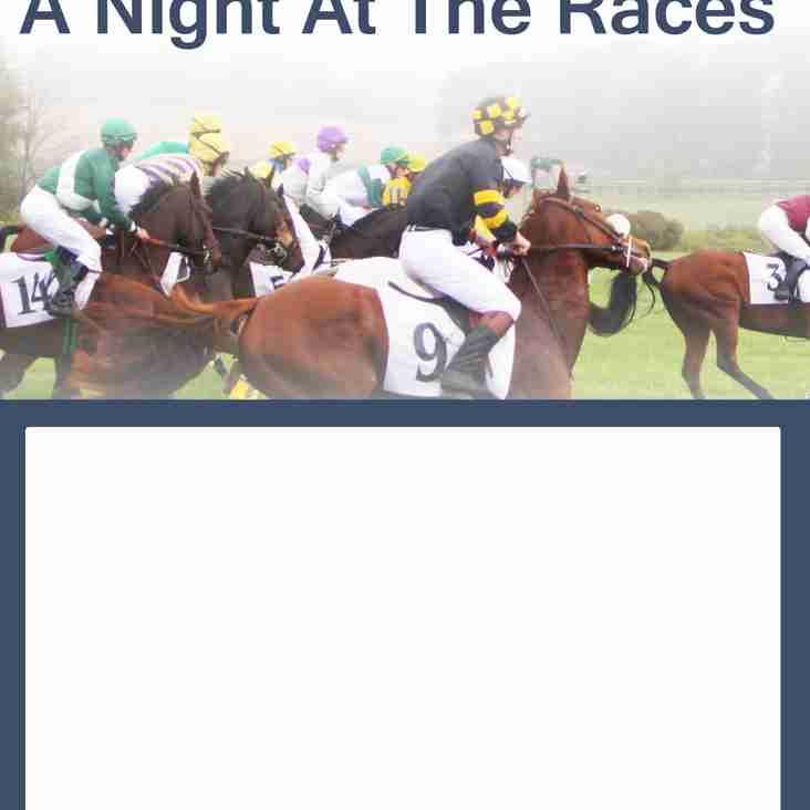Race Night This Saturday