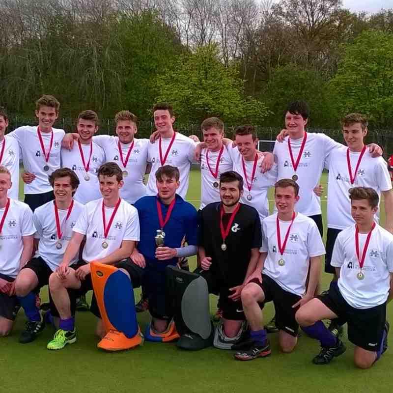 U18 Cup Winners 2016