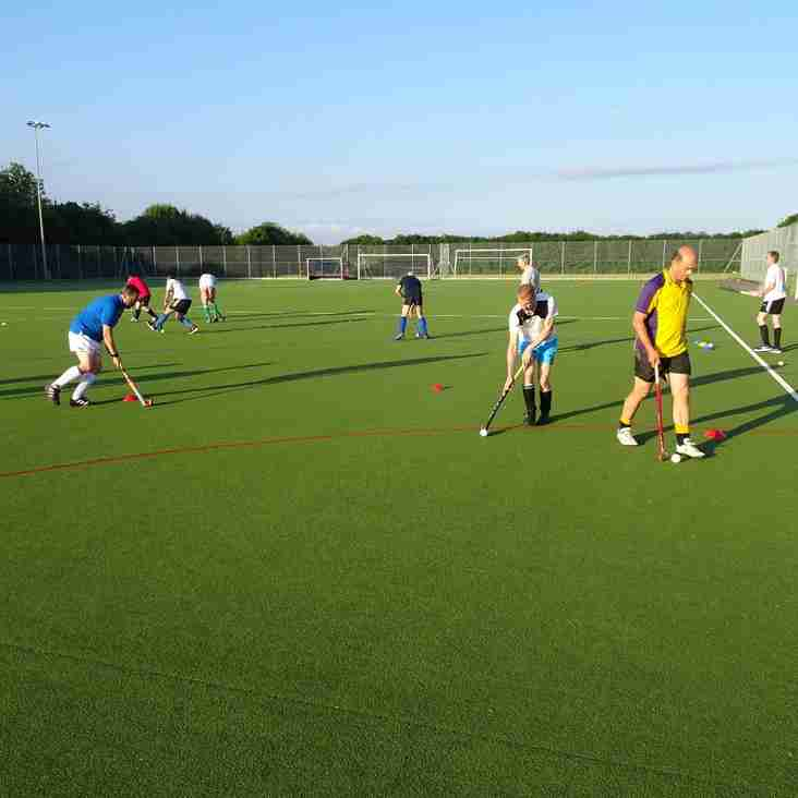 B2H - Back to Hockey - STARTS TONIGHT - 8th June - 19:00-21:00 at KINGS