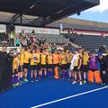 u14 Boys are England Hockey Cup National Champions