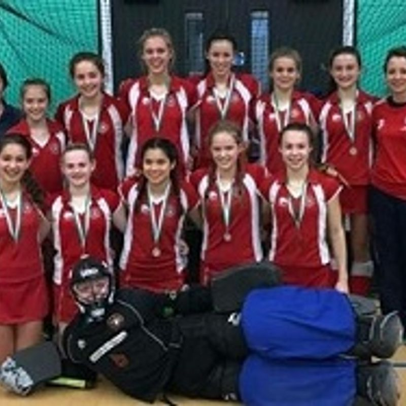 Marlow GU16s at National Indoor Finals this weekend 21/22 Jan