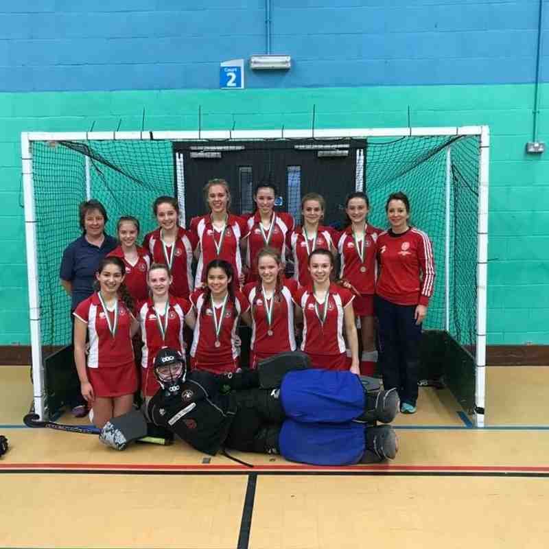 GU16s National Indoor Finals 2017