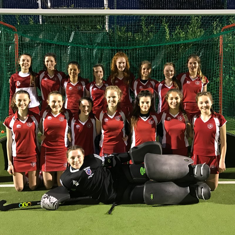 Marlow U16 Girls Qualify for National Finals
