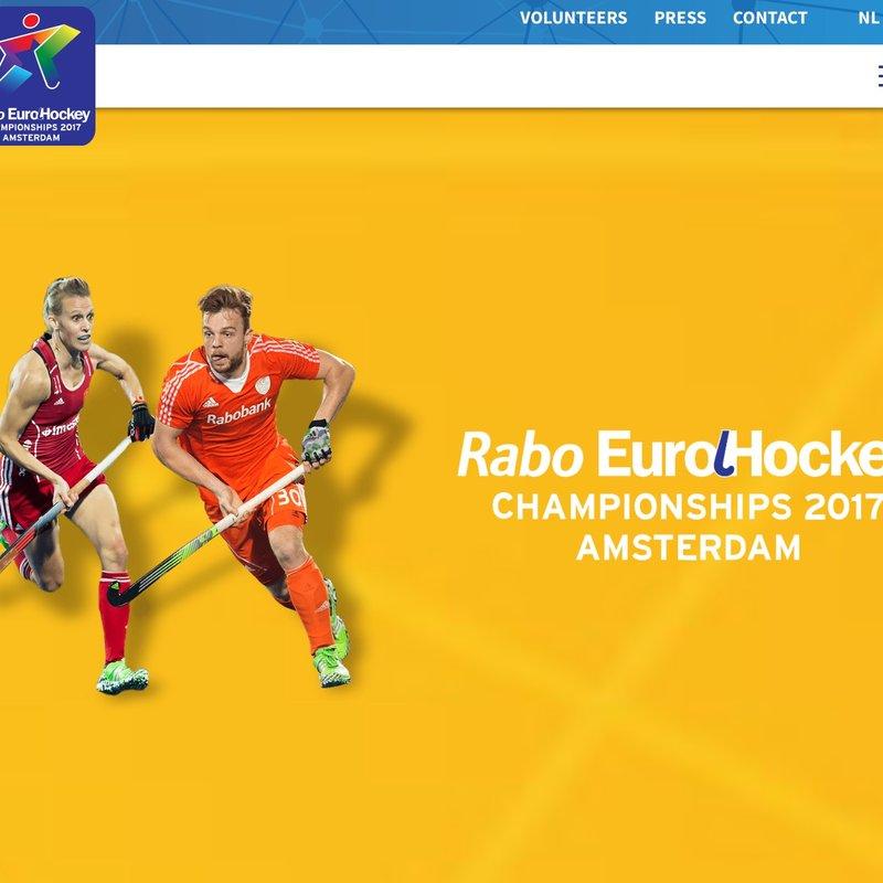 Watch Hockey Euros games start 17.08.17