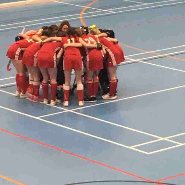 GU16 National Indoor Champs 2018