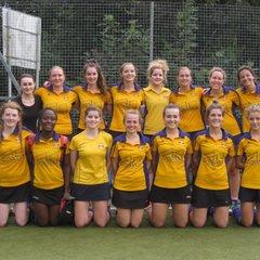 Winchester Ladies 1st XI 2016-17