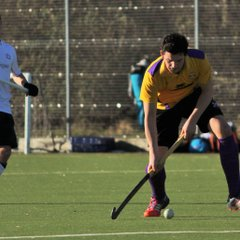 Men's 1st XI vs. Oxford University 18/2/2017
