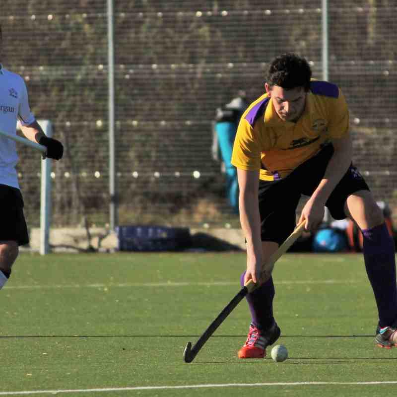 Men's 1st XI vs. Oxford University 18/2/2017