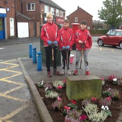 Rothwell in bloom 2014/15
