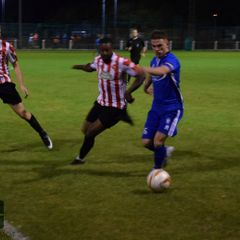 Kempston Rovers vs AFC Dunstable