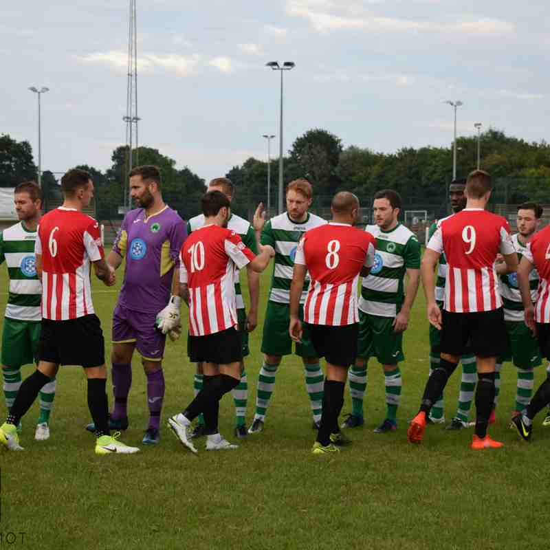 Kempston Rovers vs Newport Pagnell